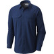 Columbia Silver Ridge II LS Shirt Men carbon